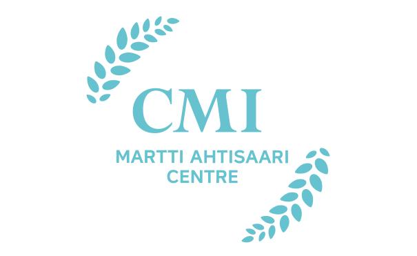 CMI Logo - Martti Ahtisaari Centre