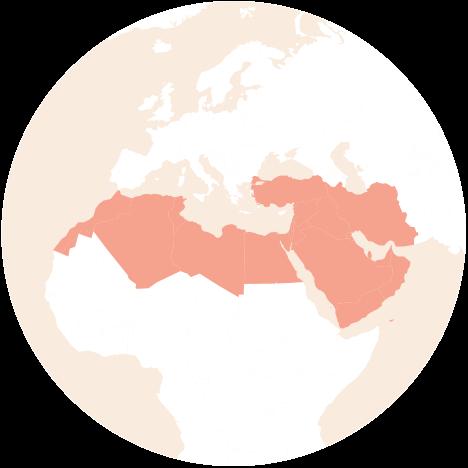 Lähi-Itä ja Pohjois-Afrikka
